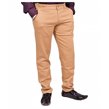 Just Trousers Slim -Fit Flat Chinos